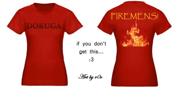 FIREMENS...tshirt...