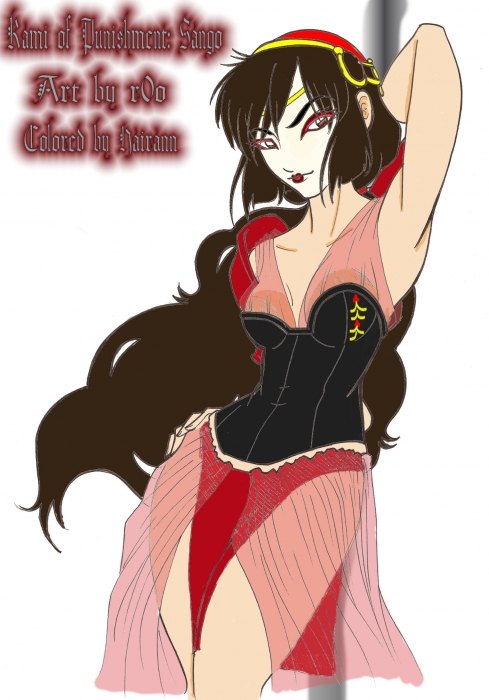 Kami of Punishment: Sango