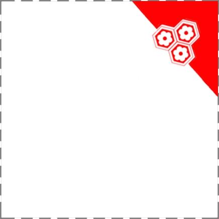 Dokuga Paper Crane Template