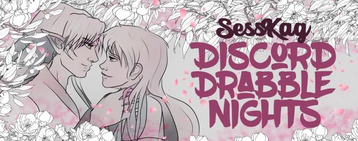 SessKag DDN AO3 Collection Banner