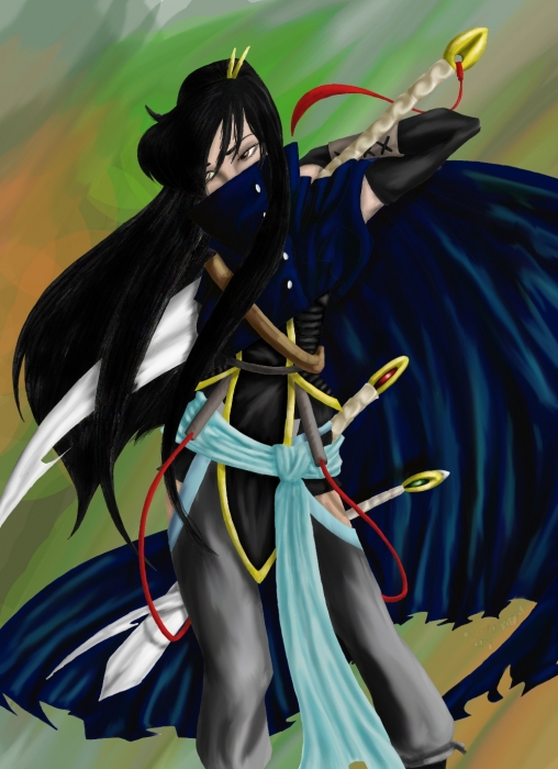 r0o's Battle kagome -colored-