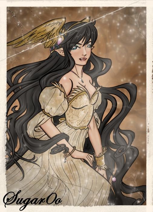 Concept Kagome: Feathers ~ Color: photofinish