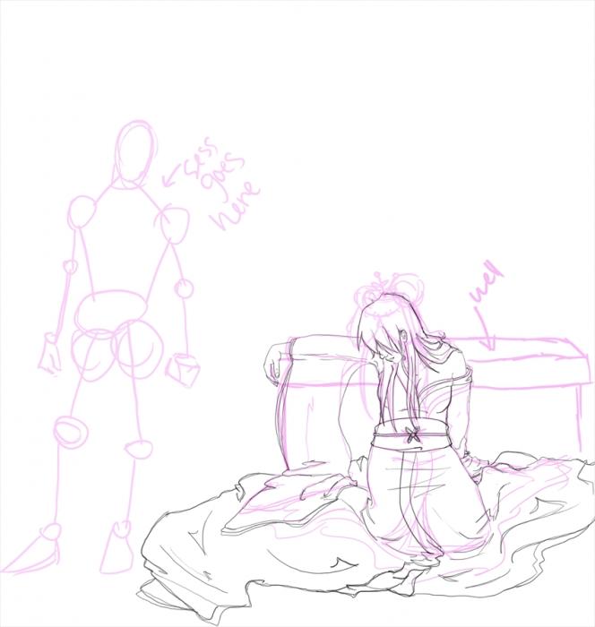 Random Doodle Concept