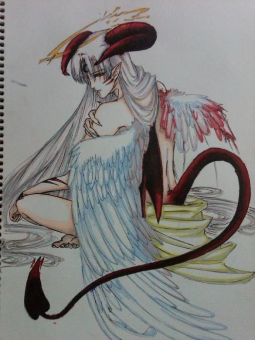Fallen Angel, Rising Devil