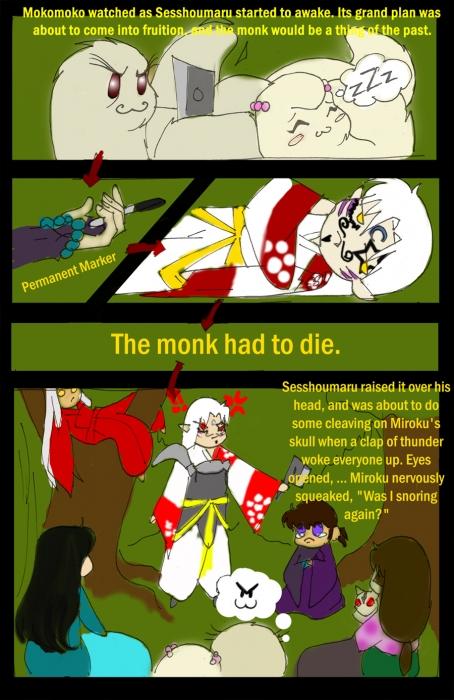 Miroku Must Die, M+M