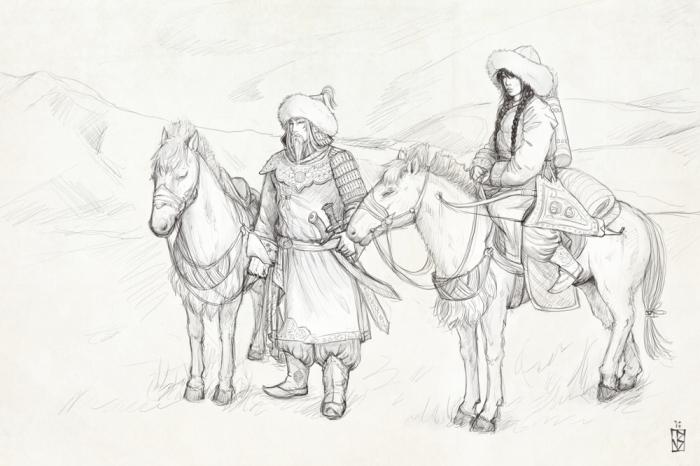 Mongolian Sess/Kag