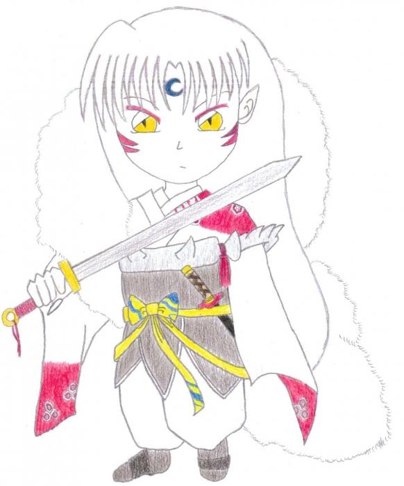 Chibi Sesshoumaru