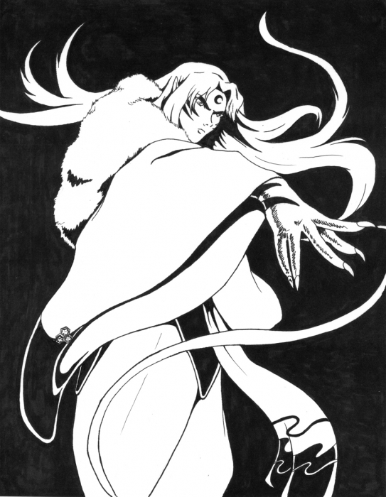 Sesshomaru  Poison Whip