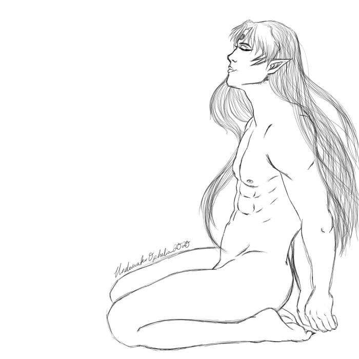 Submissive Sesshomaru