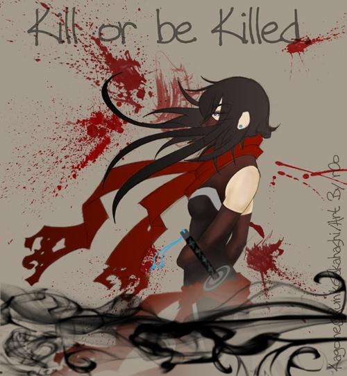 Shinobi Kagome: Kill or be Killed