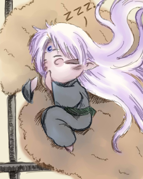 Naptime (Coloured)
