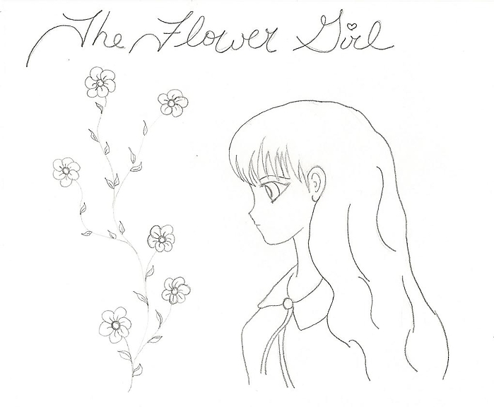 The Flower Girl 2