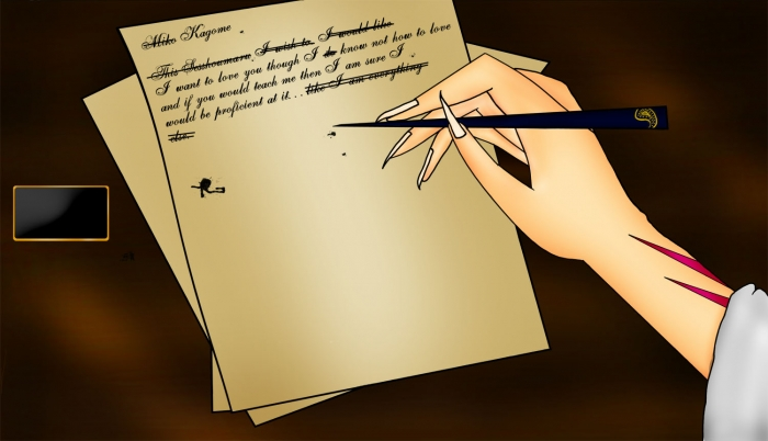 Letter to Kagome