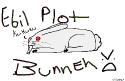 Ebil Plot Bunnehs!