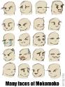 Many Faces of Mokomoko, M+M