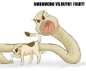 Mokomoko Vs. Buyo!