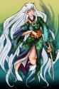 r0o's: Hatsumomo, aka Sesshomomma Colored
