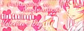Gift Challenge Valentine\'s Banner