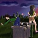 Dokuga! A Feudal Fairy Tale! - Appearance