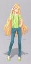 Dokugasona: Lilly Akame