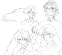 Sesshomaru (Different Styles)