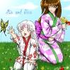 Rin and Taro (2) ::For TexanLady::