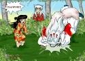 Inuyasha  s revenge by belafantasy