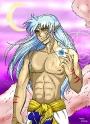 Sesshoumaru in bad mood by belafantasy