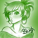 Quick sketch: Blush