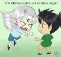 Chibimaru ______Like a Doggy