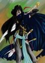 r0o's Battle kagome -colored-