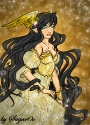 Concept Kagome: Feathers ~ Color