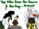 the frog prince?