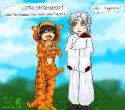 Fox's 'Lil Sh'omamoo? Lil Higurashi?'