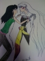 Sesshomaru and Kagome