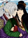 BOTWG- Kagome and Sesshomaru