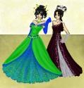 Floofy Dresses