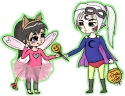 Sharing (Sesskag Halloween)