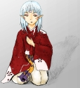 Little Sesshomaru by White Youkai