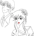 Lines - Memoirs of a Geisha