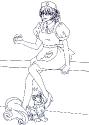 Poke/Inu crossover: Nurse Kagome
