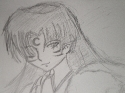 My first Sesshomaru Picture