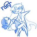Quick sketch: raRr