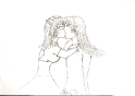 Sesshy kiss