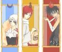 Bishounen Bookmarks