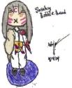 Sesshy Bobble-Head Colored