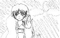 Five minute doodle (Sesshomaru)