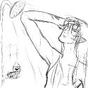 Shower Sess Sketch