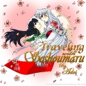 Traveling with Sesshoumaru cover with Title
